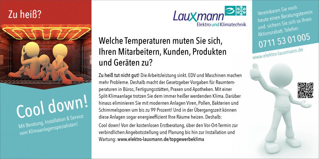 Klimaanlagen Stuttgart für Gewerbe